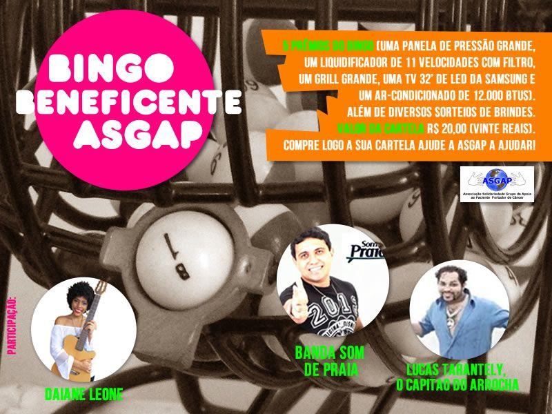 Cartaz 1 Bingo ASGAP -15