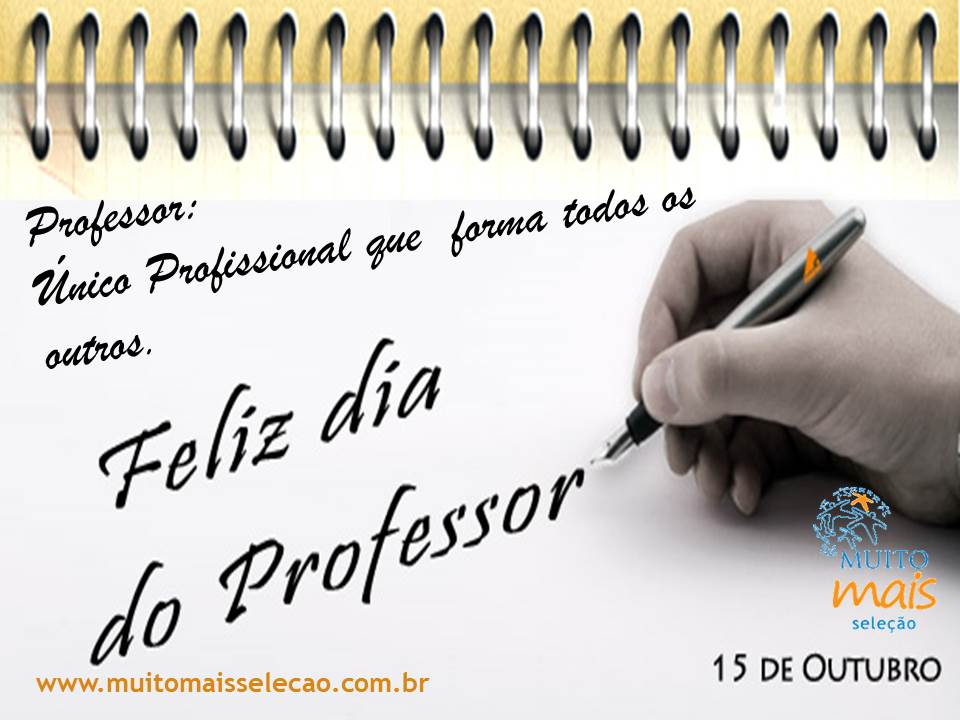 Dia do Professor -14