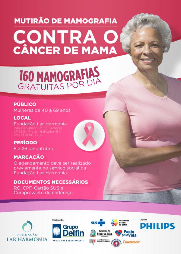 Mamografia gratis
