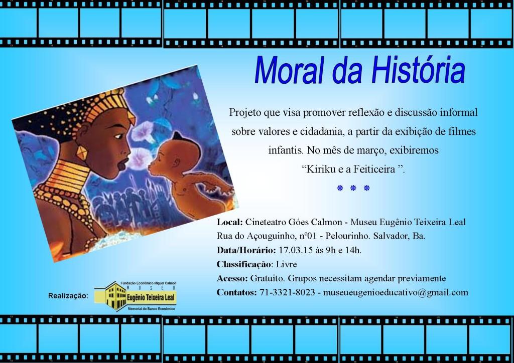 Moral da História -17-03