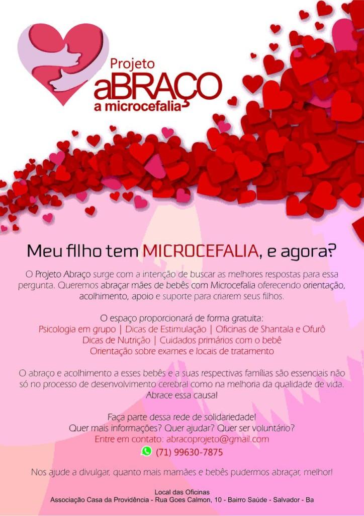 Proj Abraço a Microcefalia